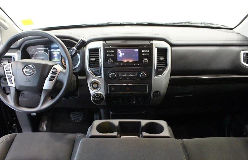 2018 Nissan Titan Crew Cab XD SV 4x4 in Regina, Saskatchewan - 15 - w1024h768px