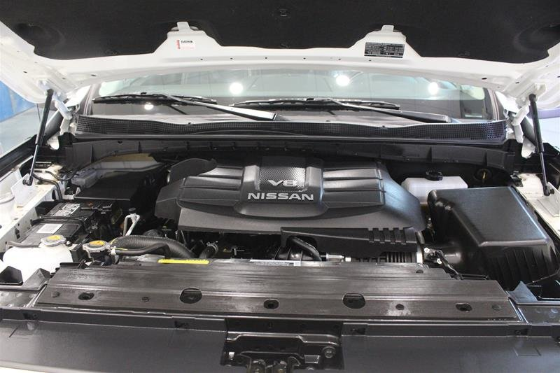 2018 Nissan Titan Crew Cab PRO-4X 4X4 in Regina, Saskatchewan - 18 - w1024h768px