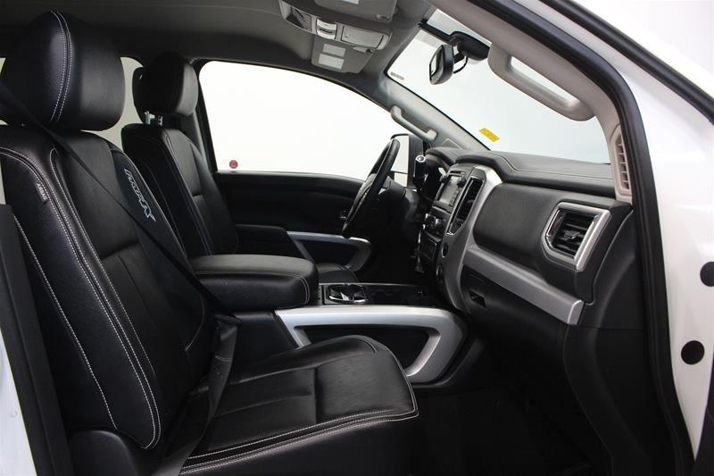 2018 Nissan Titan Crew Cab PRO-4X 4X4 in Regina, Saskatchewan - 16 - w1024h768px