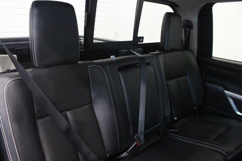 2018 Nissan Titan Crew Cab PRO-4X 4X4 in Regina, Saskatchewan - 13 - w1024h768px
