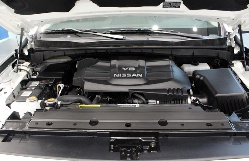 2018 Nissan Titan Crew Cab PRO-4X 4X4 in Regina, Saskatchewan - 17 - w1024h768px