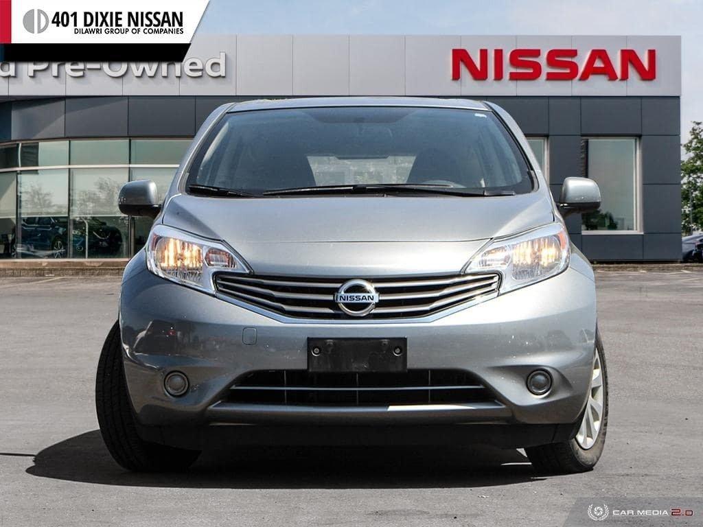 2014 Nissan Versa Note Hatchback 1.6 SV CVT in Mississauga, Ontario - 2 - w1024h768px