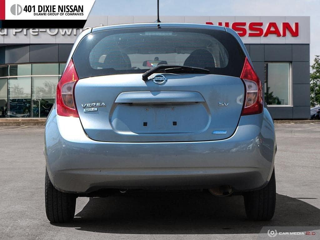2014 Nissan Versa Note Hatchback 1.6 SV CVT in Mississauga, Ontario - 5 - w1024h768px