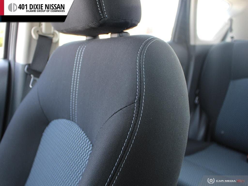 2014 Nissan Versa Note Hatchback 1.6 SV CVT in Mississauga, Ontario - 22 - w1024h768px