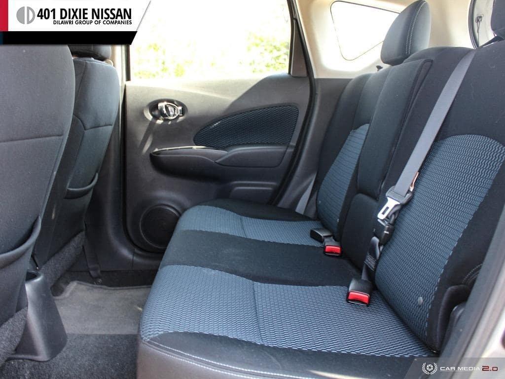 2014 Nissan Versa Note Hatchback 1.6 SV CVT in Mississauga, Ontario - 23 - w1024h768px