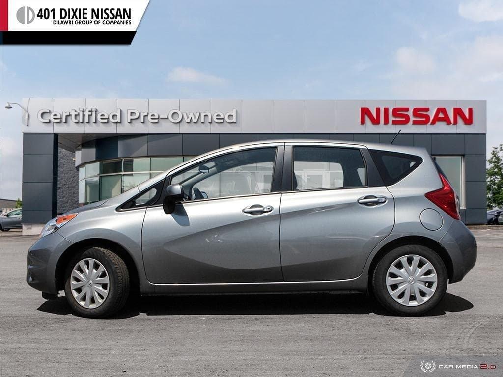 2014 Nissan Versa Note Hatchback 1.6 SV CVT in Mississauga, Ontario - 3 - w1024h768px