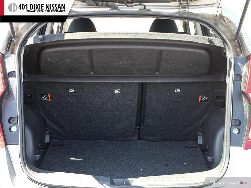 2014 Nissan Versa Note Hatchback 1.6 SV CVT in Mississauga, Ontario - 11 - w1024h768px