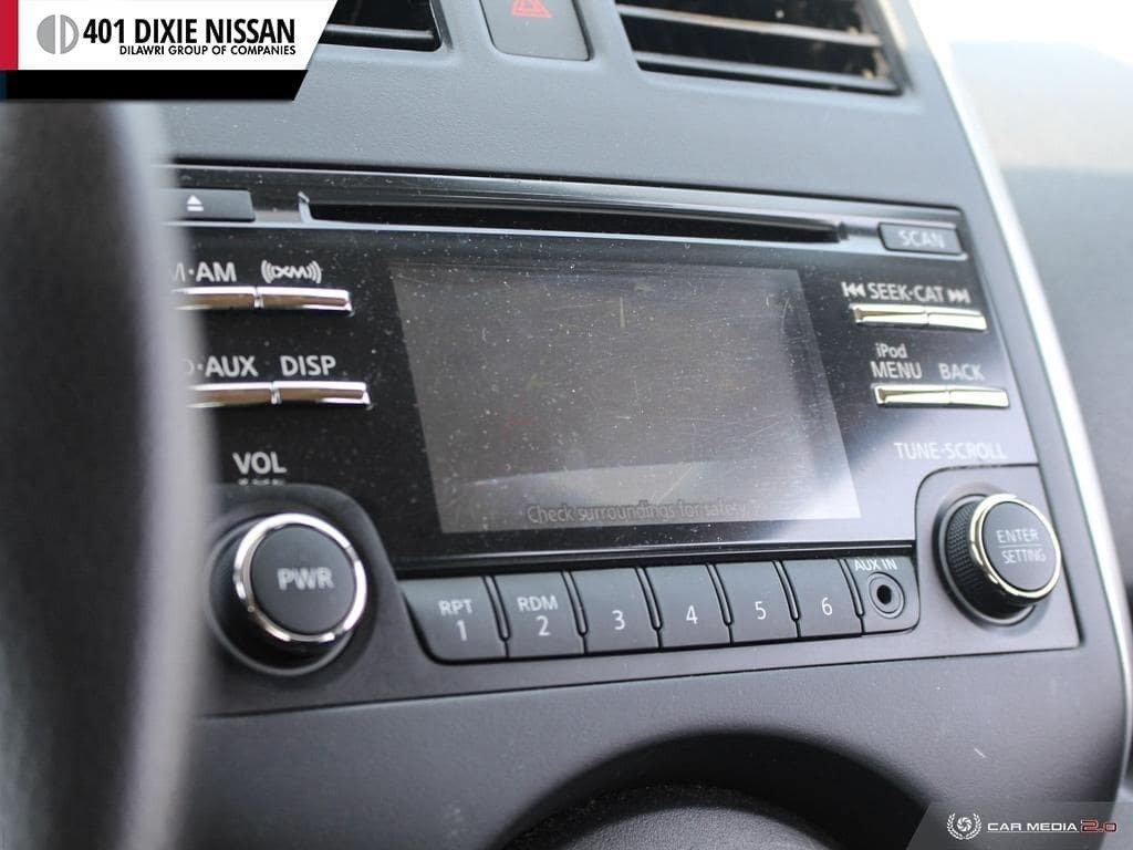 2014 Nissan Versa Note Hatchback 1.6 SV CVT in Mississauga, Ontario - 25 - w1024h768px