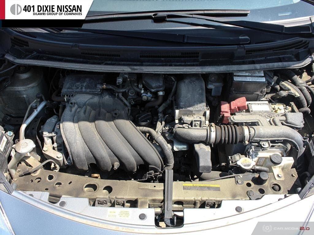 2014 Nissan Versa Note Hatchback 1.6 SV CVT in Mississauga, Ontario - 8 - w1024h768px