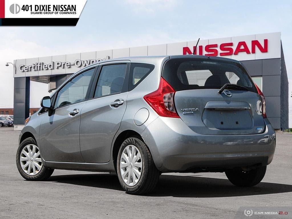2014 Nissan Versa Note Hatchback 1.6 SV CVT in Mississauga, Ontario - 4 - w1024h768px