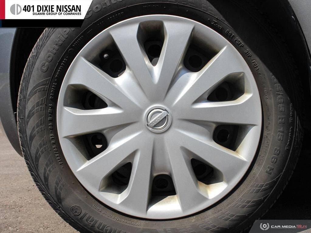 2014 Nissan Versa Note Hatchback 1.6 SV CVT in Mississauga, Ontario - 6 - w1024h768px