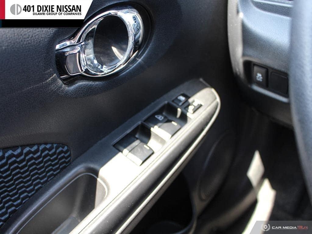 2014 Nissan Versa Note Hatchback 1.6 SV CVT in Mississauga, Ontario - 16 - w1024h768px