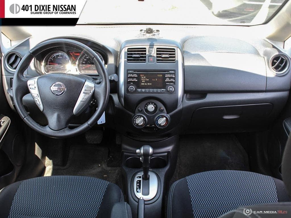 2014 Nissan Versa Note Hatchback 1.6 SV CVT in Mississauga, Ontario - 24 - w1024h768px