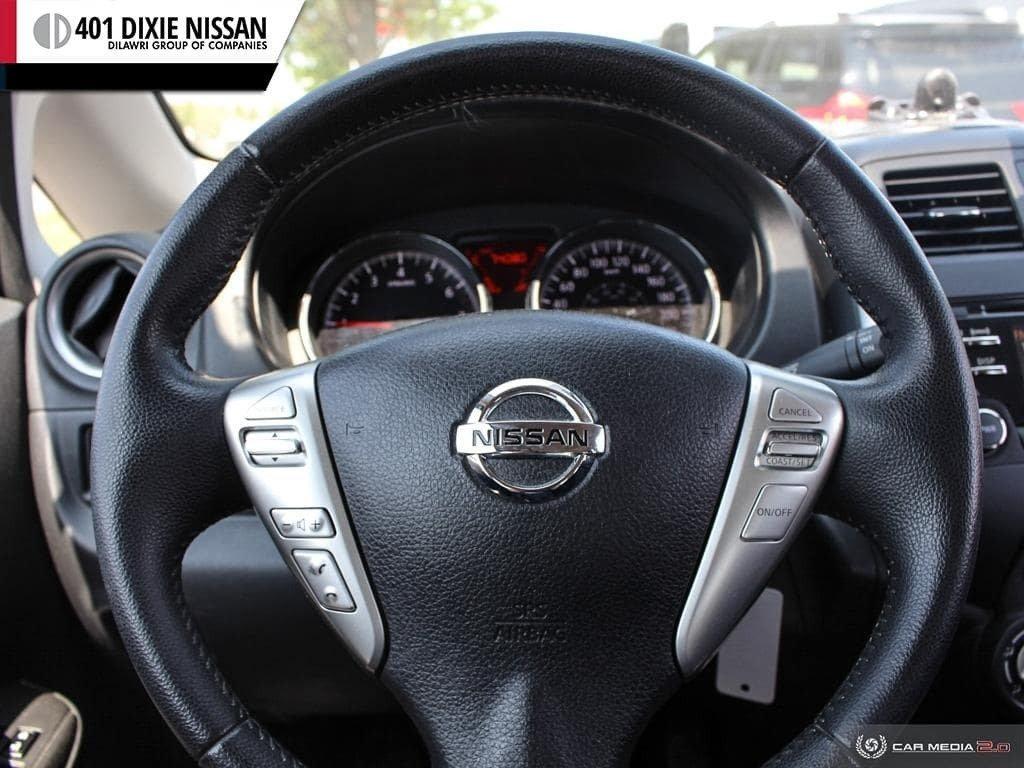 2014 Nissan Versa Note Hatchback 1.6 SV CVT in Mississauga, Ontario - 13 - w1024h768px
