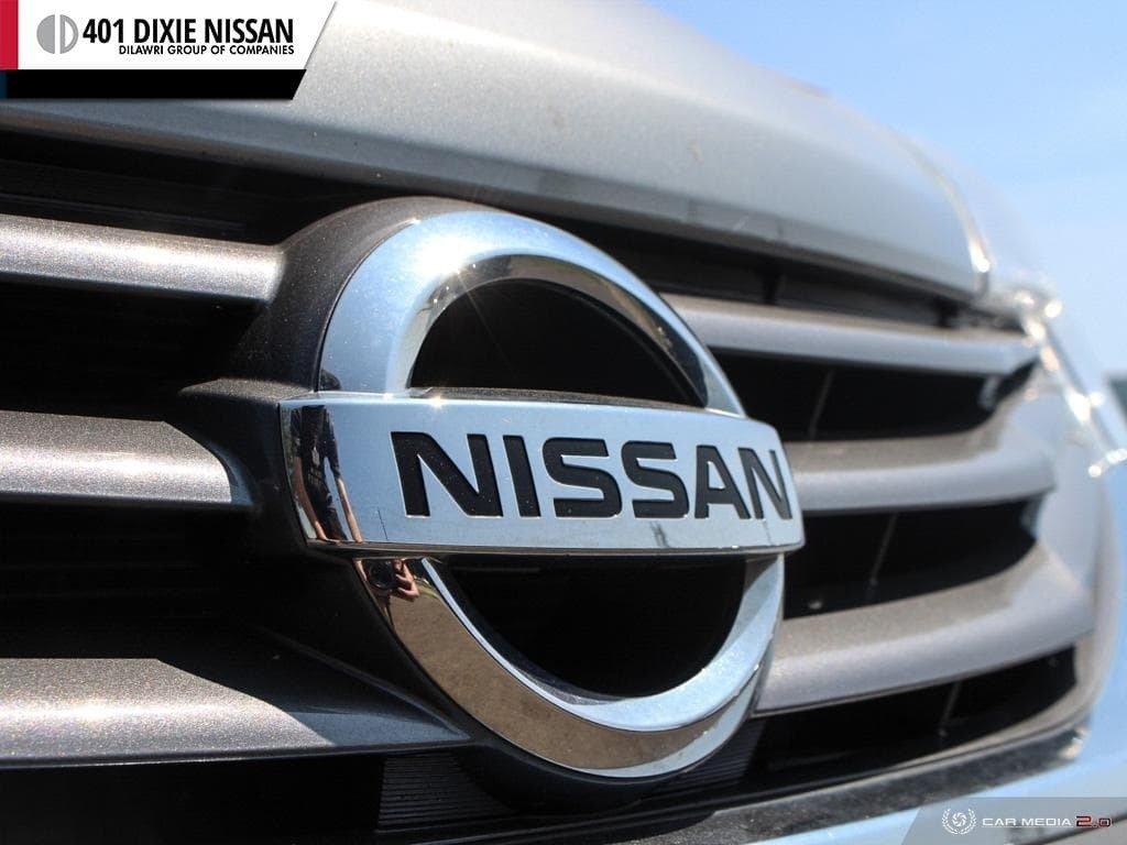 2014 Nissan Versa Note Hatchback 1.6 SV CVT in Mississauga, Ontario - 9 - w1024h768px