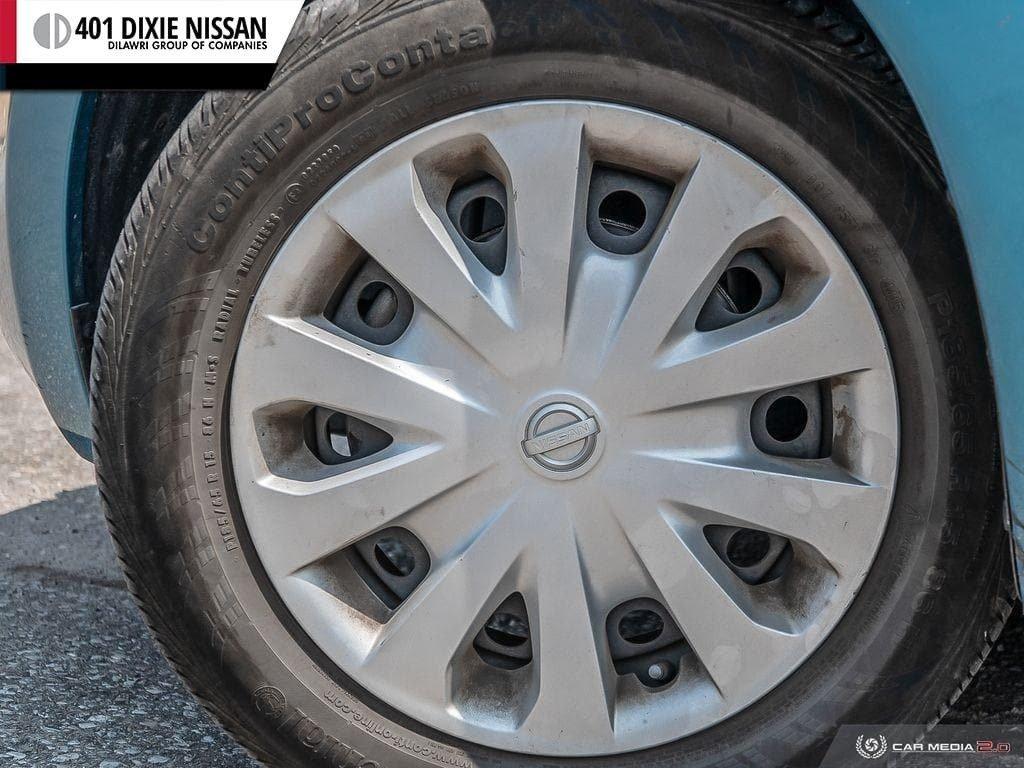 2016 Nissan Versa Note Hatchback 1.6 SV CVT in Mississauga, Ontario - 6 - w1024h768px