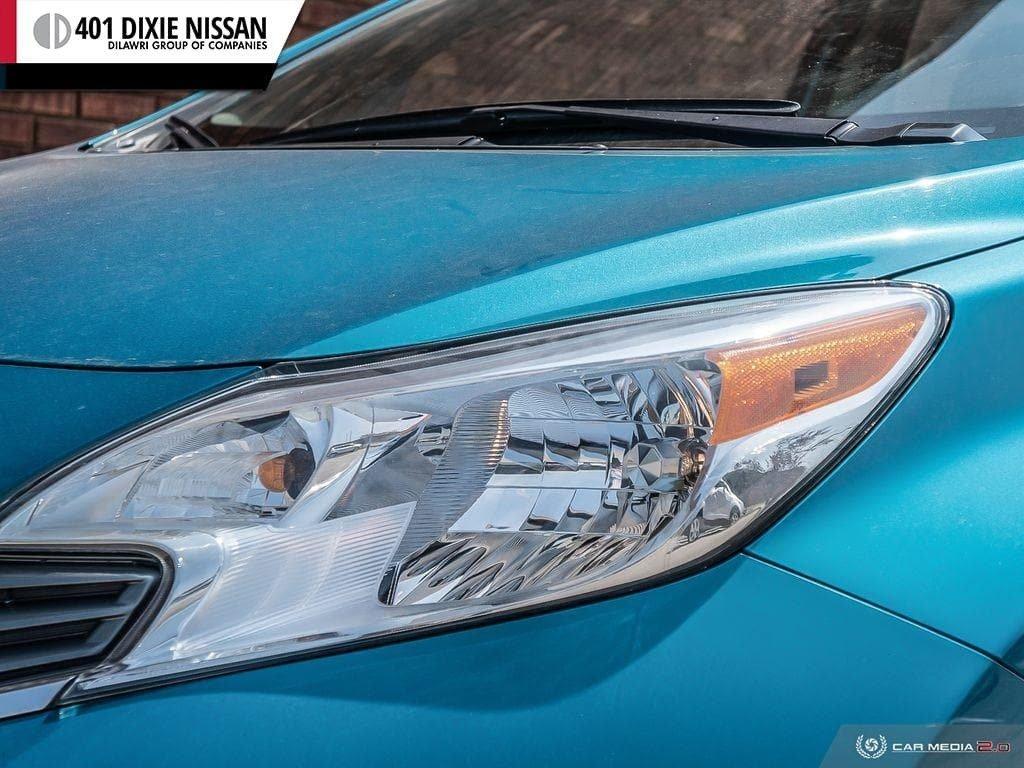 2016 Nissan Versa Note Hatchback 1.6 SV CVT in Mississauga, Ontario - 9 - w1024h768px