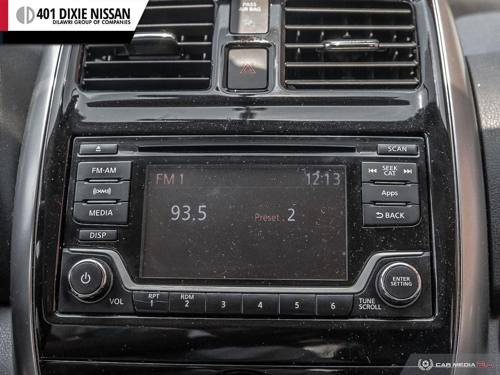 2016 Nissan Versa Note Hatchback 1.6 SV CVT in Mississauga, Ontario - 20 - w1024h768px
