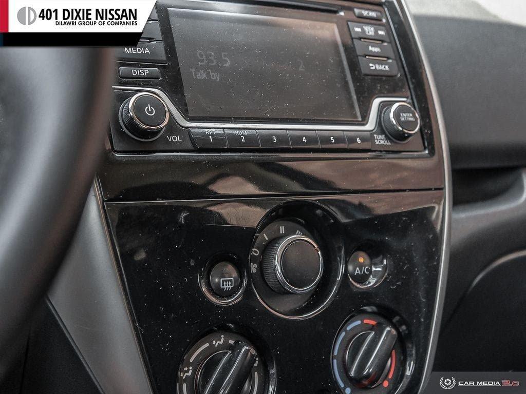 2016 Nissan Versa Note Hatchback 1.6 SV CVT in Mississauga, Ontario - 19 - w1024h768px