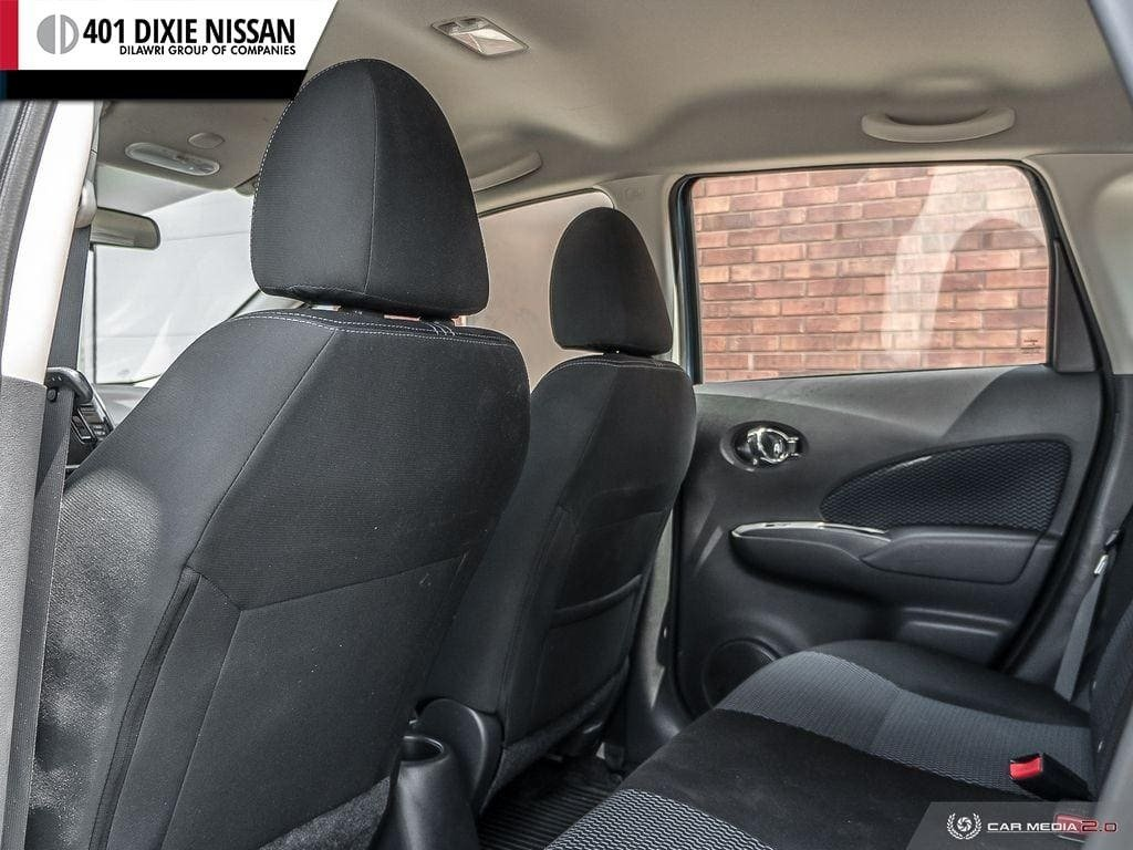2016 Nissan Versa Note Hatchback 1.6 SV CVT in Mississauga, Ontario - 23 - w1024h768px