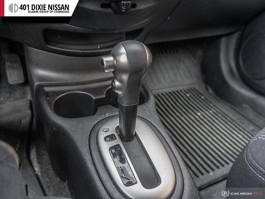 2016 Nissan Versa Note Hatchback 1.6 SV CVT in Mississauga, Ontario - 18 - w1024h768px
