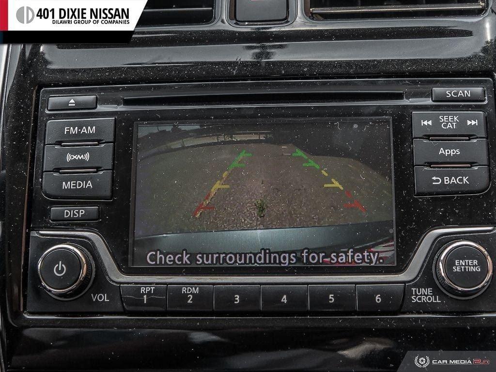 2016 Nissan Versa Note Hatchback 1.6 SV CVT in Mississauga, Ontario - 24 - w1024h768px