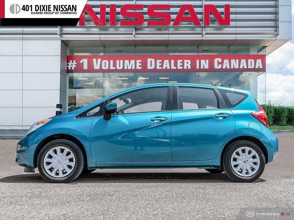 2016 Nissan Versa Note Hatchback 1.6 SV CVT in Mississauga, Ontario - 3 - w1024h768px