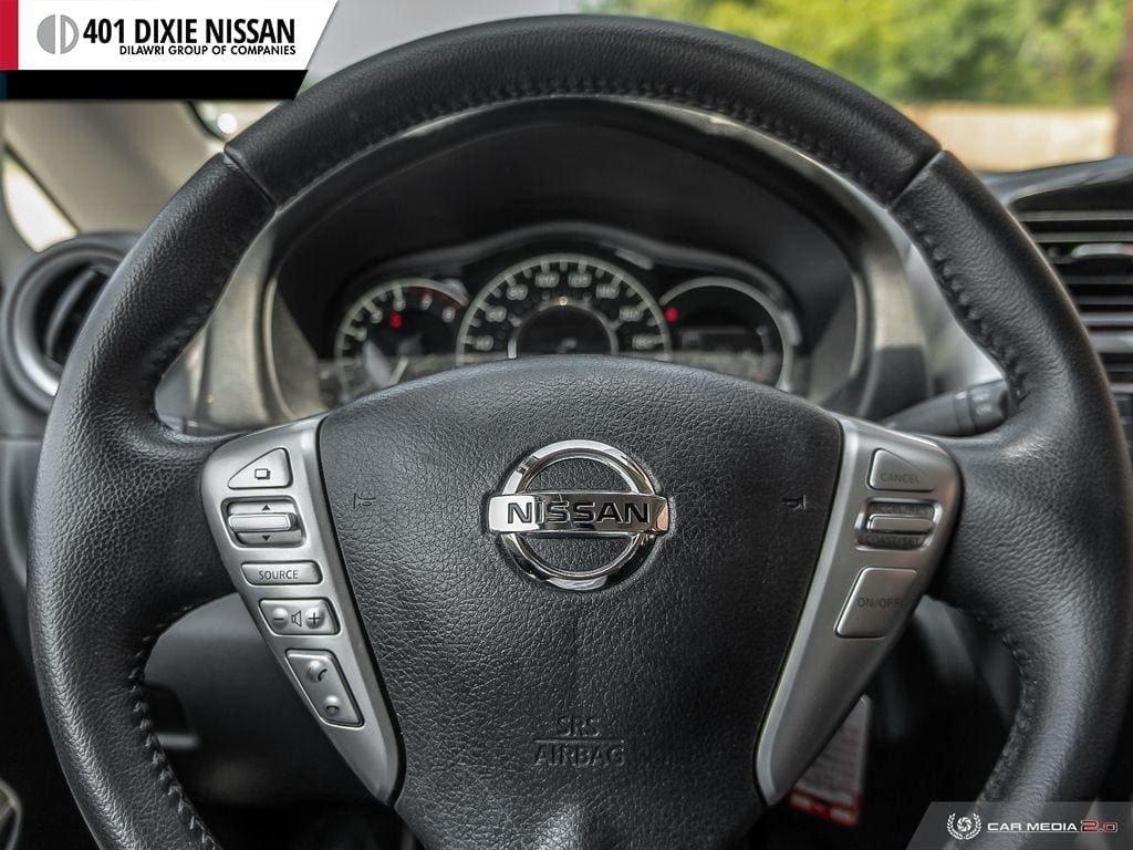 2016 Nissan Versa Note Hatchback 1.6 SV CVT in Mississauga, Ontario - 13 - w1024h768px