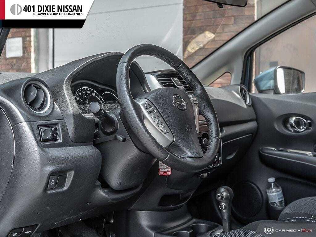 2016 Nissan Versa Note Hatchback 1.6 SV CVT in Mississauga, Ontario - 12 - w1024h768px