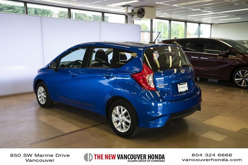 2017 Nissan Versa Note Hatchback 1.6 S CVT in Vancouver, British Columbia - 7 - w1024h768px