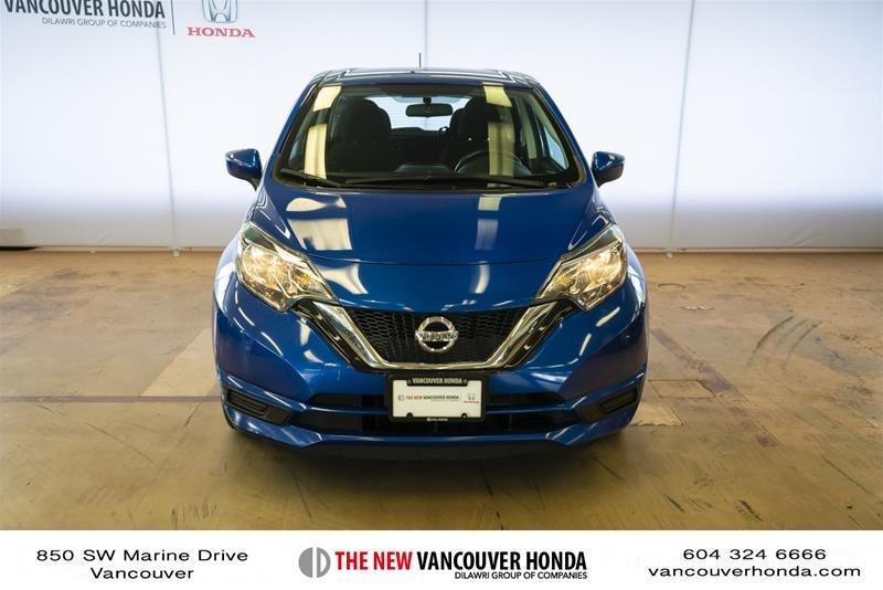 2017 Nissan Versa Note Hatchback 1.6 S CVT in Vancouver, British Columbia - 23 - w1024h768px