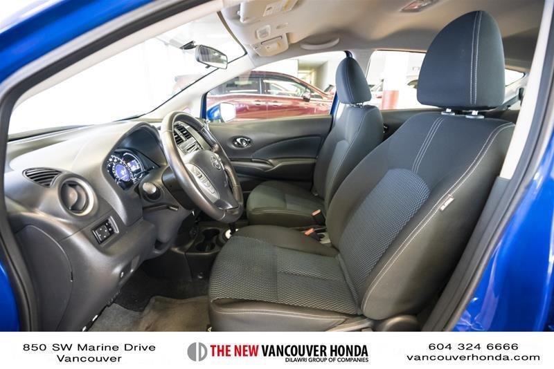 2017 Nissan Versa Note Hatchback 1.6 S CVT in Vancouver, British Columbia - 31 - w1024h768px