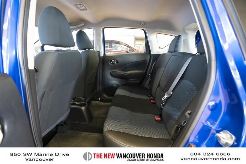 2017 Nissan Versa Note Hatchback 1.6 S CVT in Vancouver, British Columbia - 12 - w1024h768px