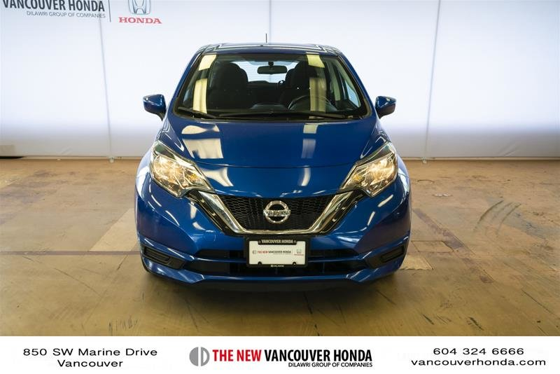 2017 Nissan Versa Note Hatchback 1.6 S CVT in Vancouver, British Columbia - 2 - w1024h768px
