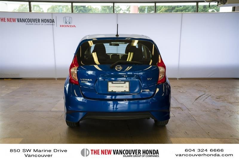 2017 Nissan Versa Note Hatchback 1.6 S CVT in Vancouver, British Columbia - 27 - w1024h768px