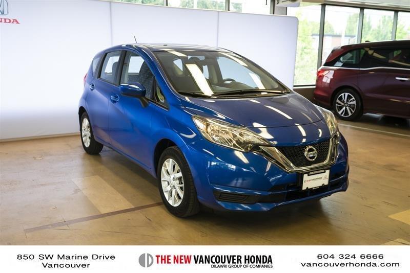 2017 Nissan Versa Note Hatchback 1.6 S CVT in Vancouver, British Columbia - 24 - w1024h768px