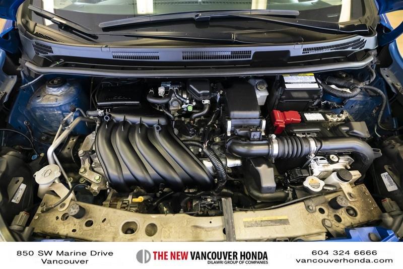 2017 Nissan Versa Note Hatchback 1.6 S CVT in Vancouver, British Columbia - 17 - w1024h768px