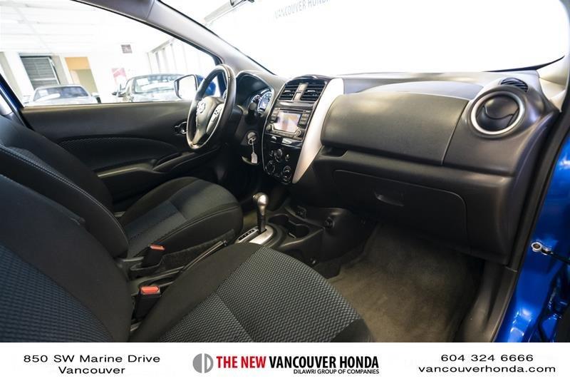 2017 Nissan Versa Note Hatchback 1.6 S CVT in Vancouver, British Columbia - 15 - w1024h768px