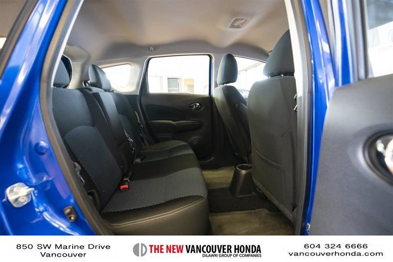 2017 Nissan Versa Note Hatchback 1.6 S CVT in Vancouver, British Columbia - 35 - w1024h768px