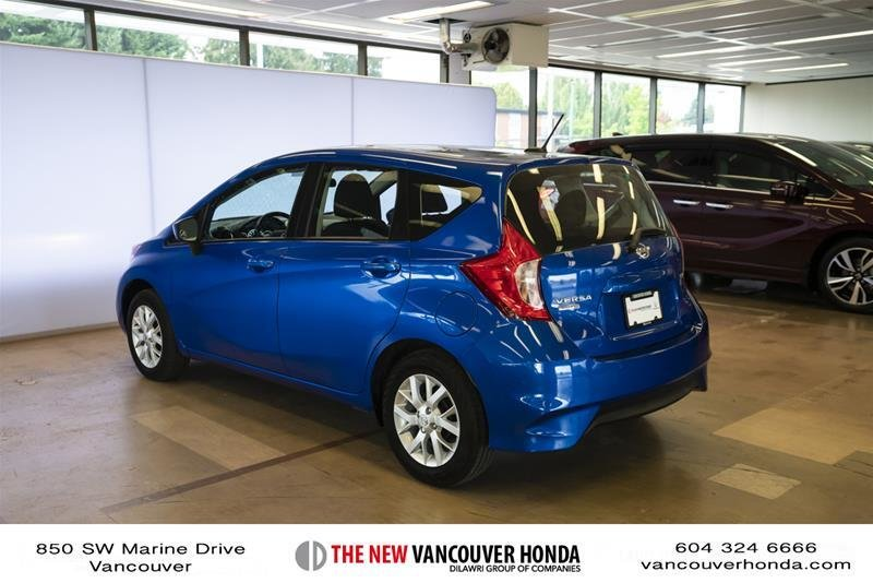2017 Nissan Versa Note Hatchback 1.6 S CVT in Vancouver, British Columbia - 28 - w1024h768px