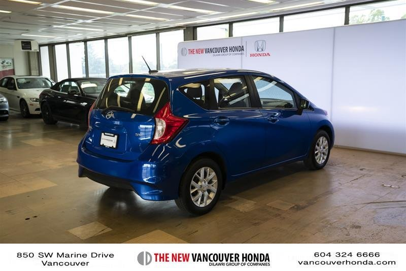 2017 Nissan Versa Note Hatchback 1.6 S CVT in Vancouver, British Columbia - 26 - w1024h768px