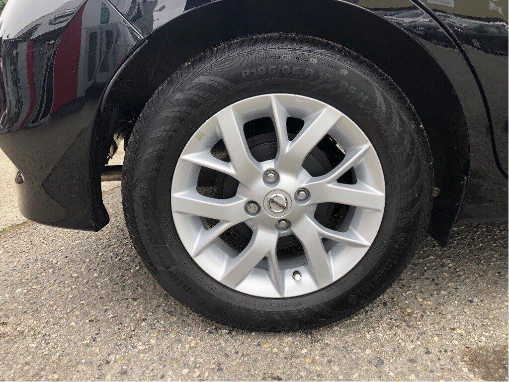 2018 Nissan Versa Note Hatchback 1.6 SV CVT (2) in Vancouver, British Columbia - 20 - w1024h768px