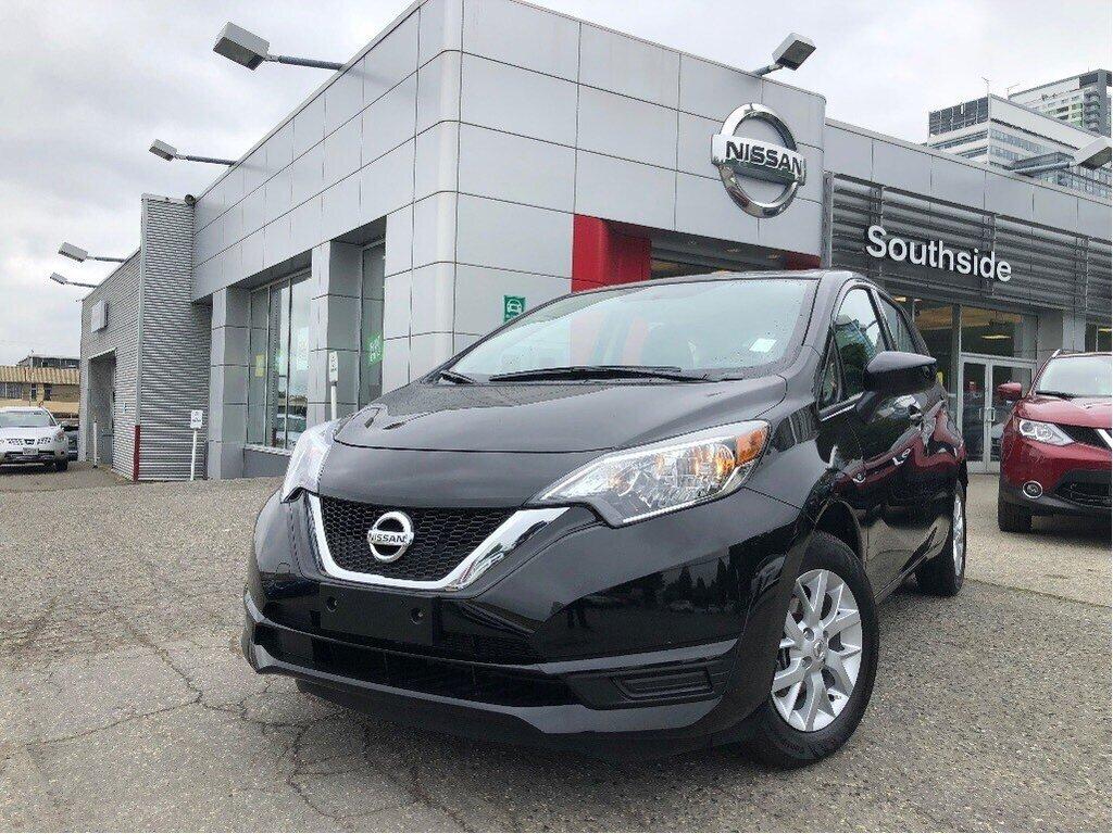 2018 Nissan Versa Note Hatchback 1.6 SV CVT (2) in Vancouver, British Columbia - 1 - w1024h768px
