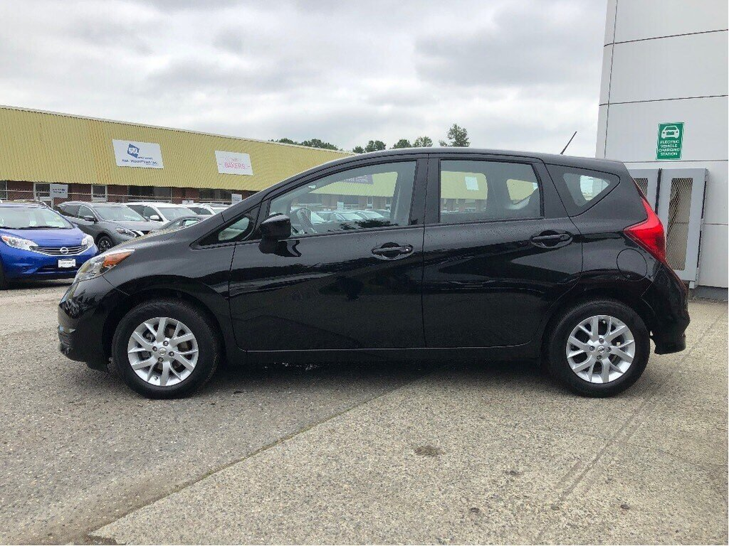 2018 Nissan Versa Note Hatchback 1.6 SV CVT (2) in Vancouver, British Columbia - 8 - w1024h768px