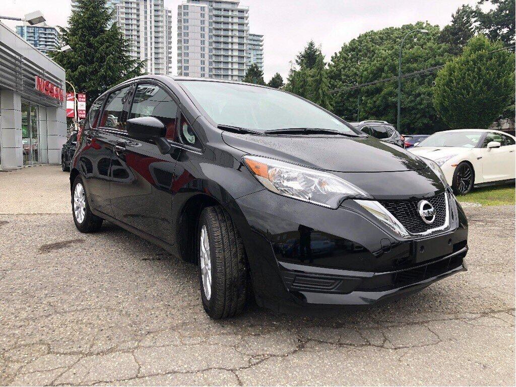 2018 Nissan Versa Note Hatchback 1.6 SV CVT (2) in Vancouver, British Columbia - 3 - w1024h768px