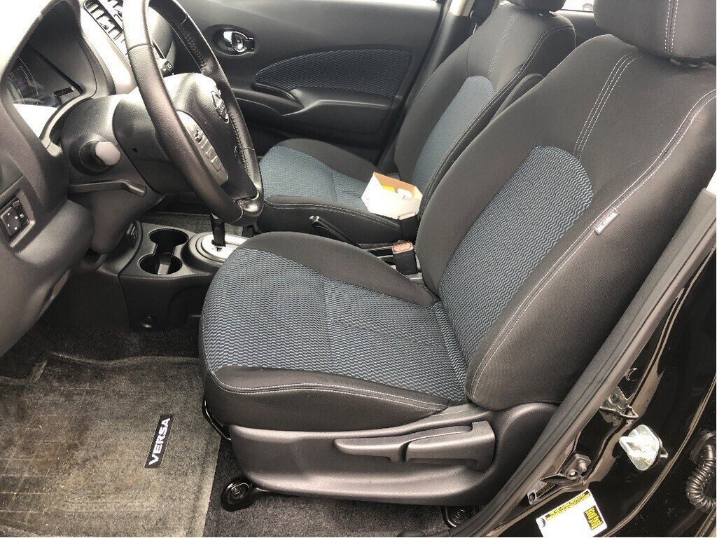 2018 Nissan Versa Note Hatchback 1.6 SV CVT (2) in Vancouver, British Columbia - 31 - w1024h768px
