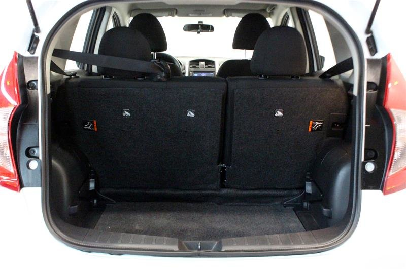 2018 Nissan Versa Note Hatchback 1.6 S CVT in Regina, Saskatchewan - 16 - w1024h768px