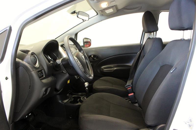 2018 Nissan Versa Note Hatchback 1.6 S CVT in Regina, Saskatchewan - 10 - w1024h768px
