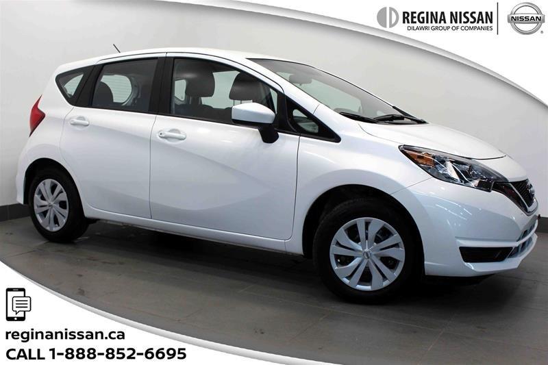 2018 Nissan Versa Note Hatchback 1.6 S CVT in Regina, Saskatchewan - 1 - w1024h768px