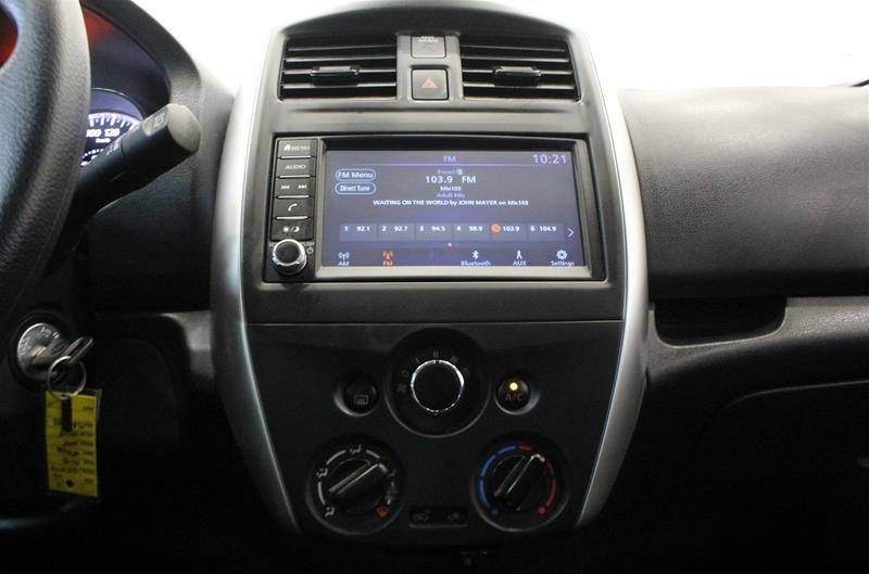 2018 Nissan Versa Note Hatchback 1.6 S CVT in Regina, Saskatchewan - 7 - w1024h768px